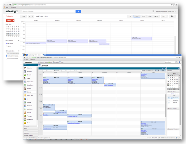 how to create a new calendar in gmail