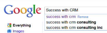 Success-with-CRM-Google