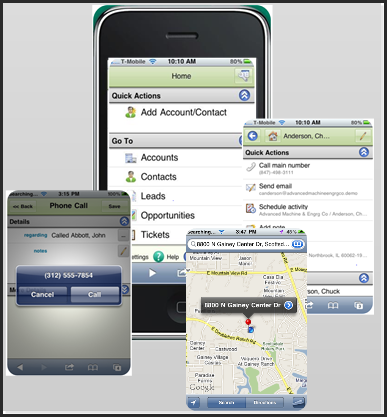 SalesLogix Mobile