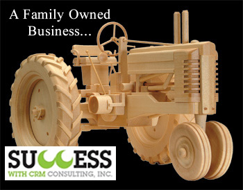Success with CRM Family business