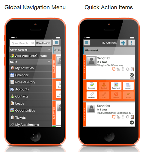 Saleslogix-mobile-3.0-Quick-Actions
