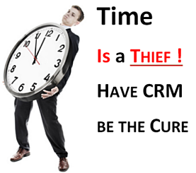 Time_is_a_Thief-CRM_the_cure-small