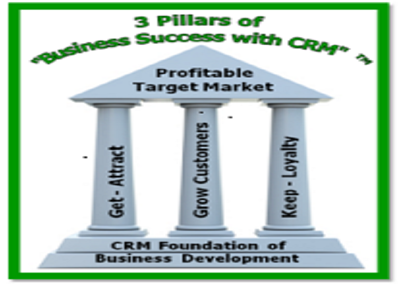 3 Pillars of Business Success with CRM-300-175