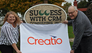 Dick Wooden and Julie Cooper Announce Creatio