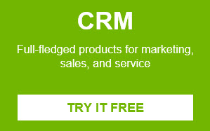Try it Free -Creatio -full fledged CRM for marketing, sales and service