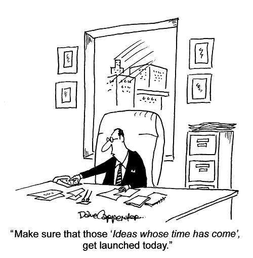 CRM Ideas whos time has come