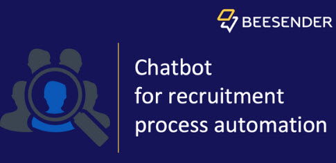 Chatbot for recruitment process automation