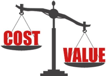 Cost versus Investment Value-Creatio-Salesforce