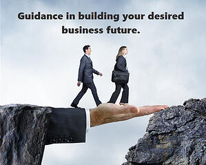 Guidance in building your desired business future