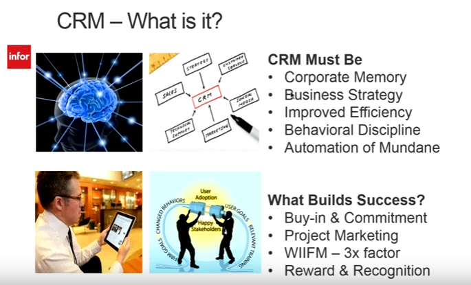 Introduction-Infor-CRM-Video