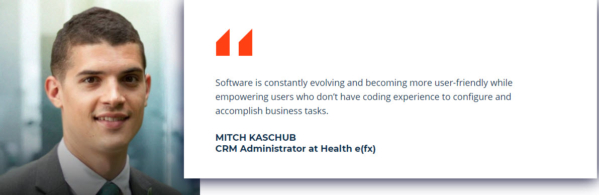 Mitch Kaschub Health efx Expert quote