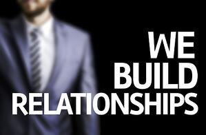 We Build Relationships using purposeful CRM