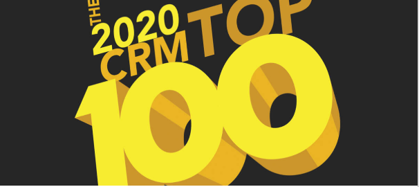 The 2020 CRM Top 100