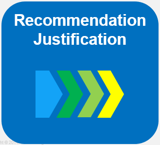 Recommendation Justification-Infor CRM Sales Intelligence.png