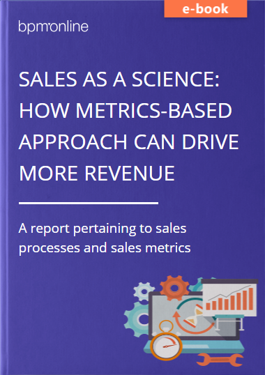 Sales as a Science-How metrics-based-approach-can-drive-revenue