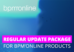 bpmonline regular update package-Success-with-CRM-1